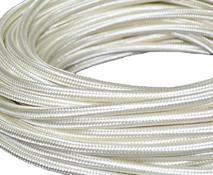 Провод круглый Interior Wire 2х0.75 (Бежевый шелк) арт.00313808