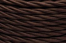 """В1-426-72 Bironi Коаксиальный кабель 1*1, """"коричневый"""" 1 м."""